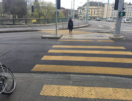 Linii directorii pentru a asigura proiectarea drumurilor șI străzilor accesibile pentru persoane cu dizabilitățI în conformitate cu conceptul designului universal