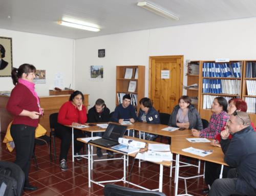 Training de pregătire pentru angajarea în câmpul muncii