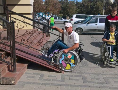 Persoanele cu dizabilități din orașul Sângerei vor coopera cu autoritățile publice locale pentru accesibilizarea comunității lor