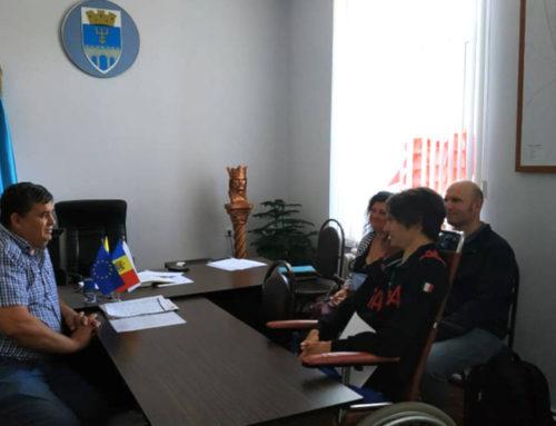 Conducerea primăriei Edineț salută parteneriatul dintre autoritățile locale și persoanele cu dizabilități pentru accesibilizarea orașului