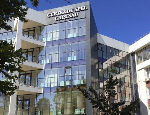 CDPD a evaluat accesibilitatea Curții de Apel Chișinău
