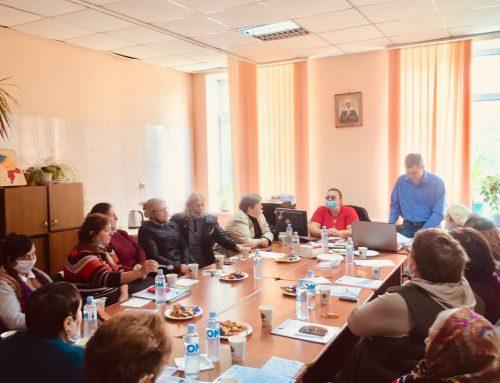 Membrii asociațiilor locale din or. Ialoveni și comuna Hârtopul Mare își dezvoltă abilitățile de participare civică