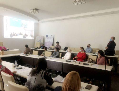 Locuitorii municipiului Strășeni sunt încurajați să participe mai activ în amenajarea comunității lor