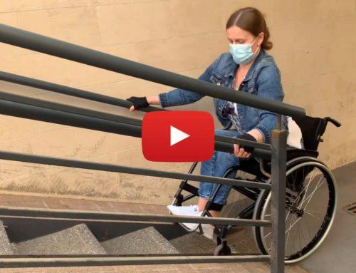 Accesibilitatea este un drept și o necesitate reală!